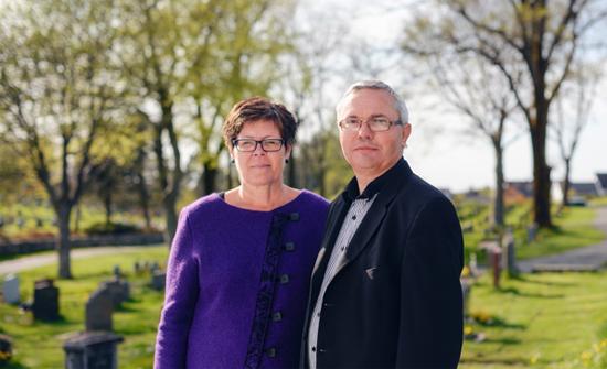 Begravelsesbyrå haugesund